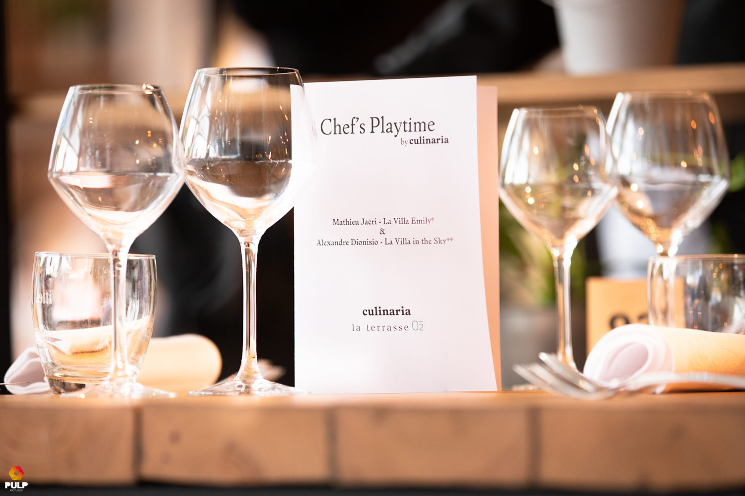 Chefs PLaytime Culinaria